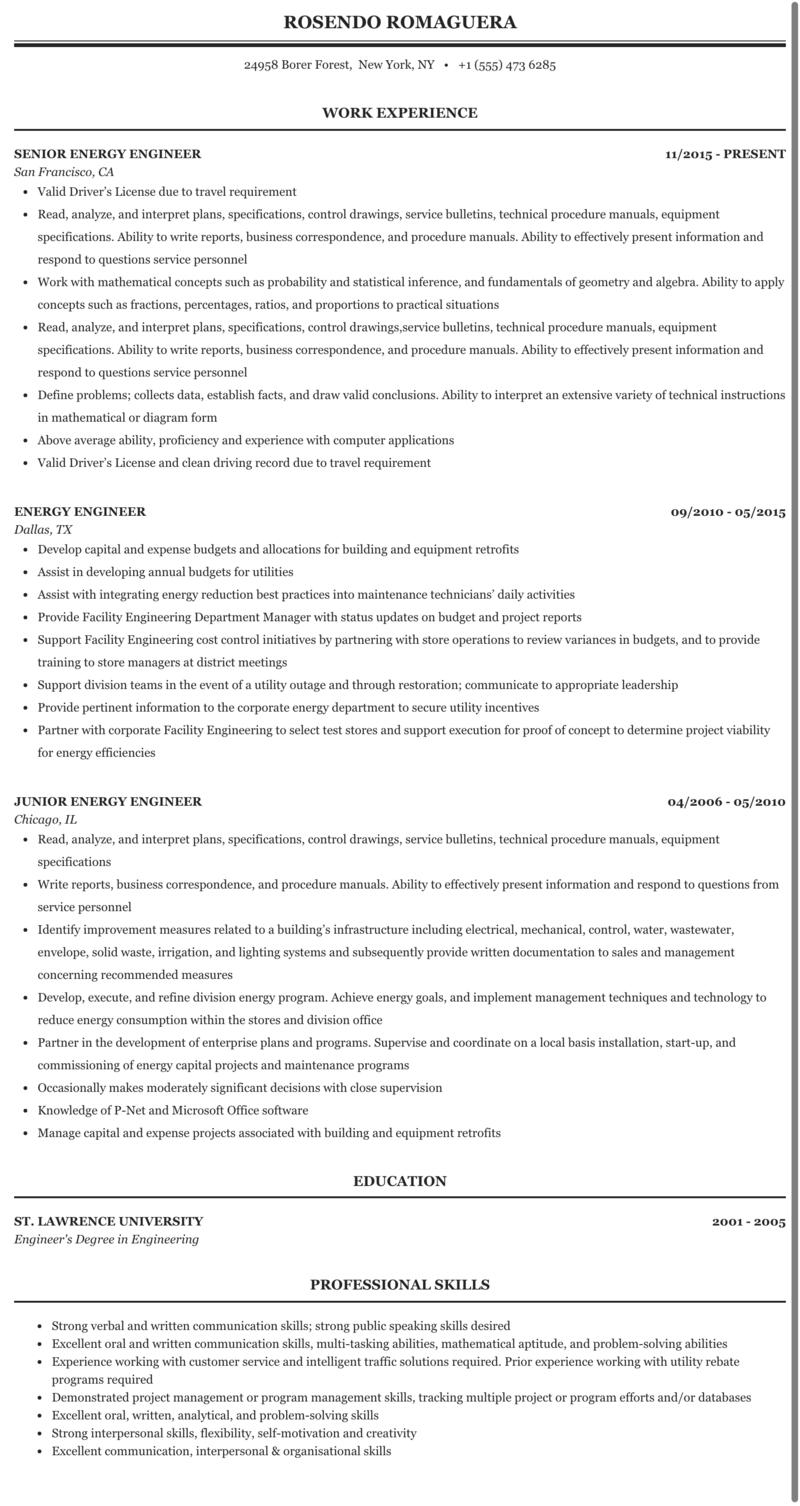 Non degreed engineer resume esl reflective essay editor websites uk