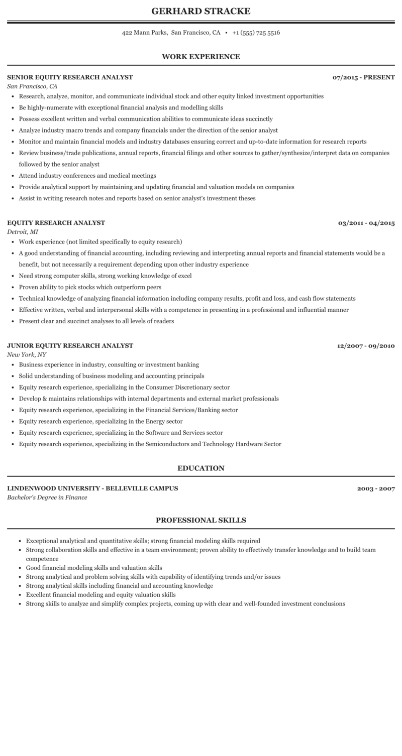Investment research analyst san francisco fisher investments intern salary