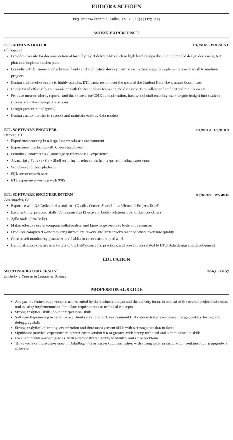 aws basic resume  best resume examples